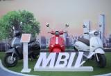 Thương hiệu xe máy điện MBIGO ra mắt hoành tráng