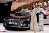 [VMS] Audi đem dàn xe sang hùng hậu cho khách tham quan