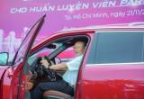 HLV Park Hang-seo có xe hơi mới: VinFast Lux SA2.0