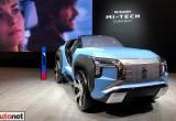 Mitsubishi Mi-TECH Concept – SUV tương lai đầy tham vọng