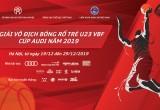 Giải Vô địch bóng rổ trẻ U23 VBF- Cúp Audi năm 2019