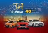 Mua xe Hyundai, nhận ngay ưu đãi lên đến 40 triệu đồng
