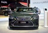 Lexus LS 500h SE và ES phiên bản 2020 đã có mặt tại đại lý