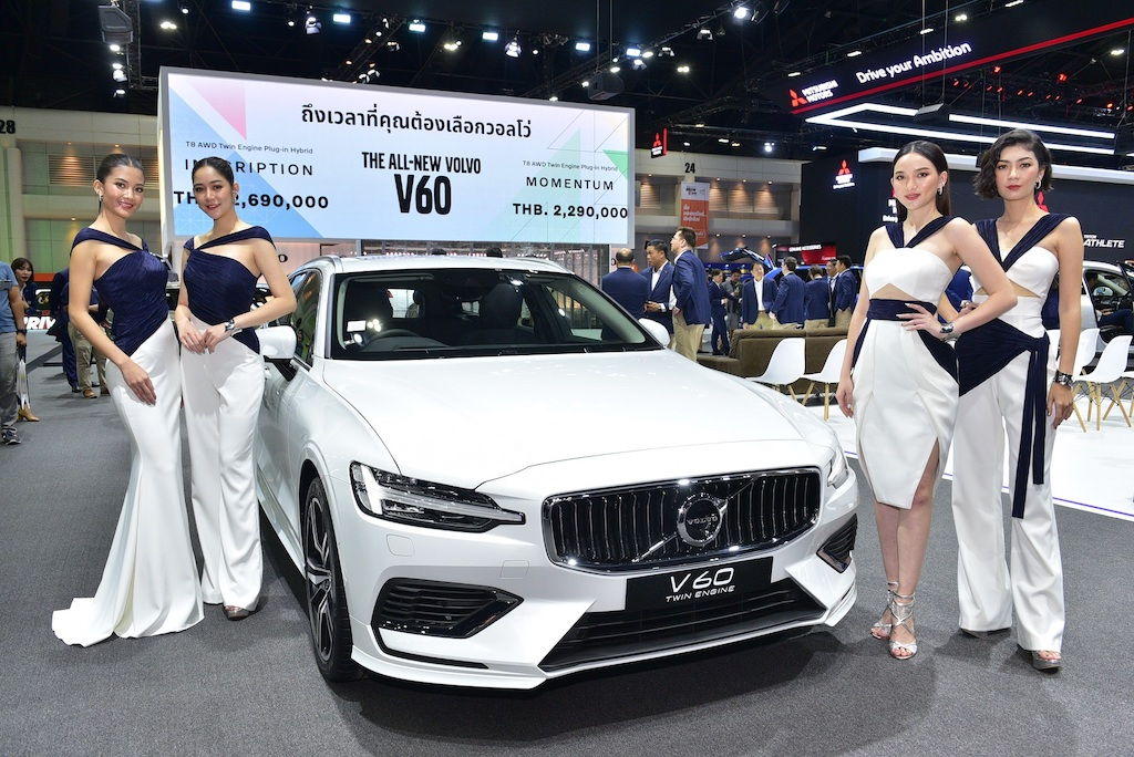The All-New Volvo V60 (3)