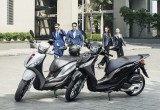 Piaggio Medley 2020 chính thức được giới thiệu, giá từ 75 triệu
