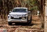 """Mitsubishi Triton 2020 – """"Ngôi sao mới"""" trong làng bán tải Việt"""
