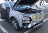 Phát hiện mẫu SUV mới của Ford tại Trung Quốc