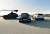 Jaguar hợp tác với Canon làm phim về F-PACE