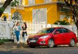 Sau 2 năm, Hyundai Accent bán được 36,696 xe