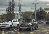 Jaguar Land Rover điều động hơn 160 xe lên đường chống dịch