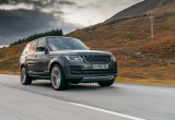Lô xe Range Rover, Range Rover Sport, Range Rover Velar đầu tiên đã cập cảng
