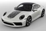 Khắc dấu vân tay lên chiếc Porsche 911 như một cách chơi xa xỉ