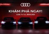 Audi phát video trực tuyến ra mắt các mẫu xe mới