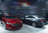 Mazda6 mới có giá công bố từ 889 triệu đồng