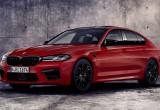BMW M5 2021 – Mẫu Sedan hiệu suất cao đẹp không tì vết