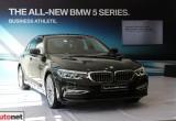 BMW Series 5 và X3 giảm giá hàng trăm triệu đồng