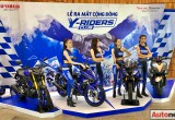 Yamaha ra mắt cộng đồng Y-Riders Club tại Việt Nam
