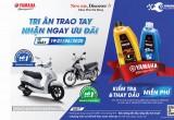 Yamaha triển khai chương trình thay dầu miễn phí cho khách hàng trên toàn quốc