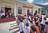 Toyota Việt Nam hỗ trợ xây dựng trường học cho trẻ em vùng cao