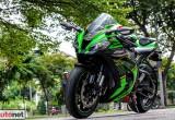 Kawasaki ZX10R 2020 – Mẫu Sport biker đáng chơi trong phân khúc
