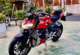 Ducati Streetfighter V4 đầu tiên về Việt Nam dưới dạng nhập tư nhân