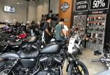 Harley-Davidson ưu đãi lên đến 100 triệu đồng tại chương trình Mega Sale