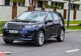 Land Rover Discovery Sport – Sự giao thoa tuyệt hảo giữa lịch lãm và bụi bặm