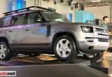 Land Rover Defender mới có giá bán từ 3,855 tỷ đồng tại Việt Nam