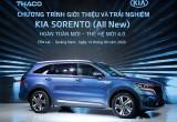 KIA Sorento chính thức ra mắt, 2 phiên bản động cơ, giá từ 1,1 tỷ đồng