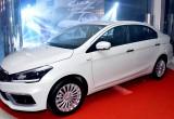Suzuki giới thiệu Ciaz bản nâng cấp, giá 529 triệu đồng