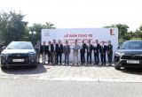 Toyota Việt Nam bàn giao xe Corolla Cross cho trường Đại học Bách Khoa Hà Nội