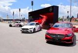 Rèn luyện tay lái cùng Mercedes-Benz