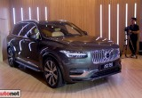 Volvo ra mắt XC90 T8 xăng lai điện có giá bán từ 4,599 tỷ đồng