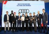 AUDI Việt Nam tiếp tục tài trợ cho bóng rổ
