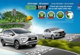 """Cuộc thi """"Thử thách tiết kiệm nhiên liệu cùng Mitsubishi Xpander và Attrage"""""""