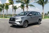 Toyota Innova mới có giá cao nhất 997 triệu đồng, tăng 28 triệu đồng
