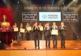 Toyota Việt Nam tích cực đóng góp cho ngân sách nhà nước