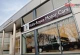 Đại lý Rolls-Royce Motor Cars Hanoi dừng hoạt động