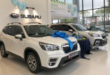 """""""Ưu đãi Chào Hè"""" cho các khách hàng Subaru"""