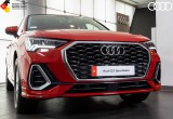 """Audi Q3 Sportback giành danh hiệu """"Autonis"""" cho hạng mục Compact SUV"""