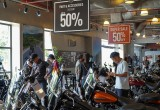 """Ngày hội Black Friday đến với """"tín đồ"""" Harley-Davidson"""
