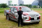 """""""Bóng hồng"""" tranh tài tại giải đua Ô tô địa hình HTV Challenge Cup 2020"""
