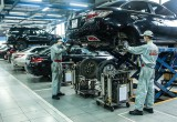 Toyota thay dầu miễn phí cho các xe bị ảnh hưởng bởi lũ lụt