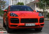 Porsche Cayenne Coupe – Lái thử xe sang trong phố, khó hay dễ!