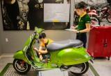 Piaggio Việt Nam vinh danh những kỹ thuật viên giỏi