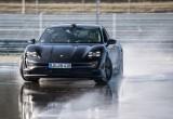 Porsche Taycan lập Kỷ Lục Guinness về quãng đường drift