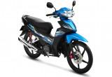 Honda làm mới Blade 110cc
