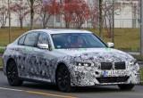 BMW 3 Series chạy điện mới được thử nghiệm