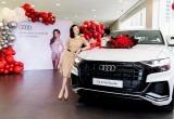 Ca sỹ Lệ Quyên chọn Audi Q8 làm bạn đồng hành