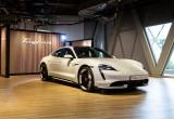 Triển lãm Porsche Driving Tomorrow diễn ra tại sân bay Jewel Changi